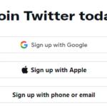 推特官网注册如何免费获取一个Twitter账号?