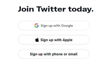 Twitter官网入口